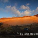 Düne bei Aura Pampa