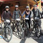 Fahrradtour in Creel