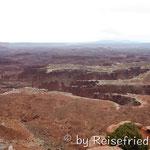 White Rim Trail von oben