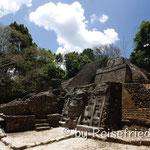 Pyramiden von Lamanai