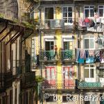 Enge Gassen in Porto