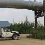Alaska Öl Pipeline