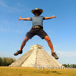 Beat in Chichen Itza
