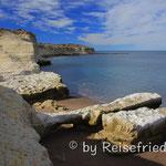 Küste bei Pardelas