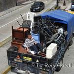 Transportmöglichkeit in Ecuador