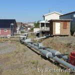 Wasser und Abwassersystem in Inuvik (Frostsicher)