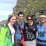 Südwestlicher Punkt Irlands mit Annemarie & Köbi