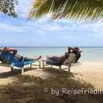 Strand-Tag auf Uitila