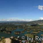Aussicht vom Penn de Guatapé