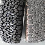 Friedli bekommt neue Reifen
