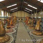 Glenfiddich-Destelierie
