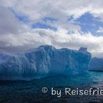 Und noch ein Eisberg