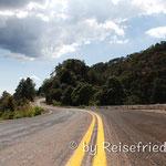 Zwischen Mazatlan und Durango
