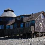 Haus auf der Insel