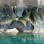 Marmorhöhlen bei Rio Tranquillo