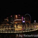 Wasserspiele in Las Vegas
