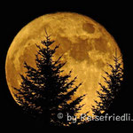 Mondaufgang im Baselbiet