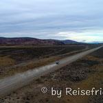 Unterwegs im Chubut-Tal