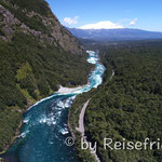 Fluss Petrohué