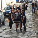 Brasilianer lieben Selfies