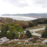 Skipiste in Wales
