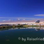 In der Nähe der Laguna Tebinquinche