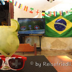 Fussball-WM-Stimmung