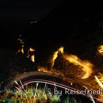 Serra do Rio da Rastro bei Nacht