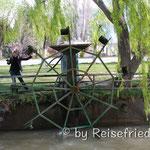 Wasserräder in Dolavon
