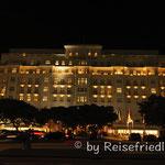 Hotel an der Copacabana