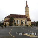 Kirche in Pomerode