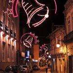 Weihnachtsstimmung in Ponte de Lima