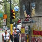 Stadtleben in Salta