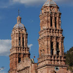 Kirche in Zacatecas