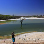 Laguna Capitan im Chaco