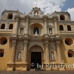 Kirche von San Andres Xecul