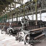 Älteste Fabrik  Südamerikas in Lucre