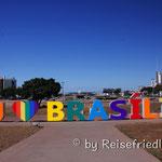 in der Hauptstadt Brasiliens