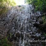 Basaltsäulen bei Suchitoto
