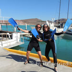 Vor der Walhei-Tour in La Paz