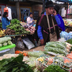 Markt in Silvia