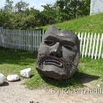 Kunst beim Fort in Gracias