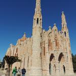 Santuario de la Magdalena in Novelda