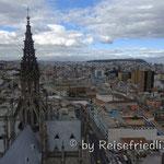 aussicht über Quito