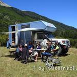 Schweizer-Treffen am Lago Villarino