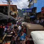 Markttreiben in San Pedro