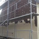 Isolation des murs par l'extérieur - Panneaux Liège 120mm