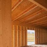 Murs et planchers en OSB maison ossature bois