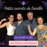 """"""" Petits secrets de famille"""" dans le rôle de Julie (2018)"""
