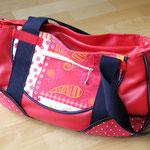 Wickeltasche für das Baby ...
